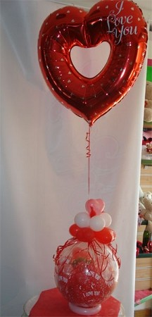 Love in a balloon
